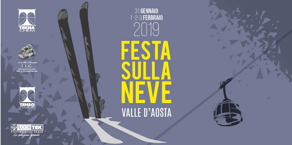 Tekna Chem tra gli sponsor dei campionati italiani di sci degli architetti e ingegneri