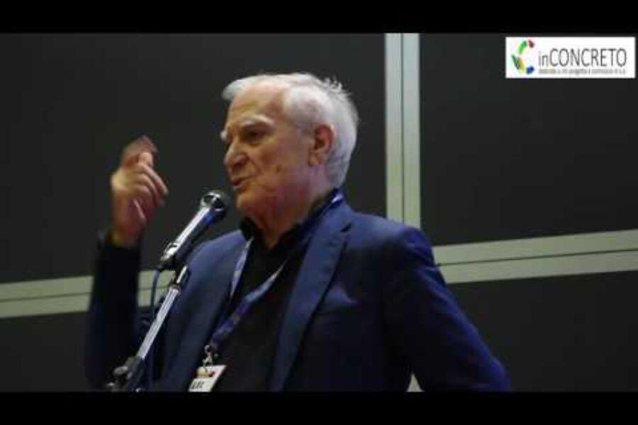 GIC 2016, a Concrete Vision – Silvio Cocco – Linea Aeternum – TEKNA CHEM