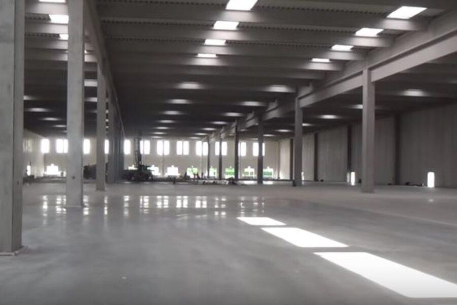 Pavimentazione postesa: il resoconto del cantiere più grande d'Italia!