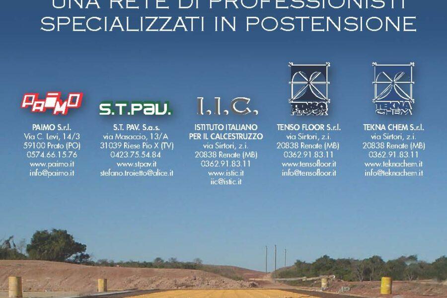 Pavimenti postesi: nasce la rete di imprese Floortek Postension Team